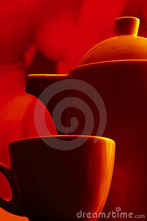 Tea table-ware