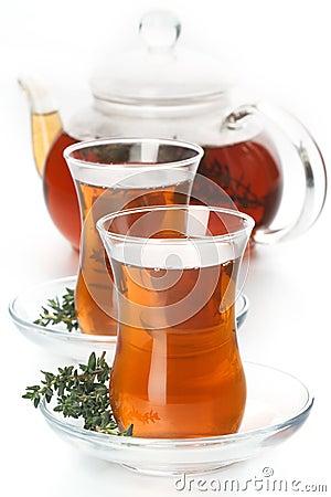 Tea thymus