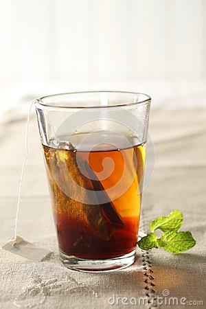Tea Time Stock Photo - Image: 7736370