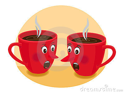 Tea time gossip
