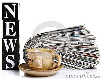 Tea time news