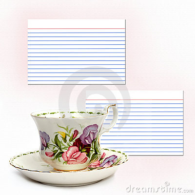 Tea Time Recipe