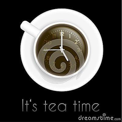Tea time theme