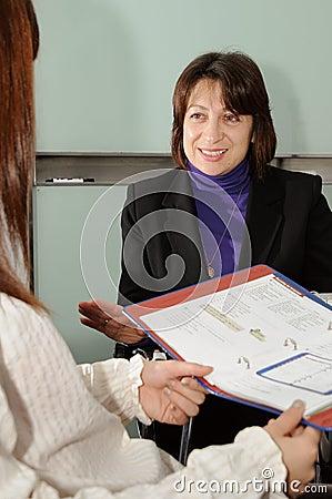 Free Teacher Stock Photos - 8342373