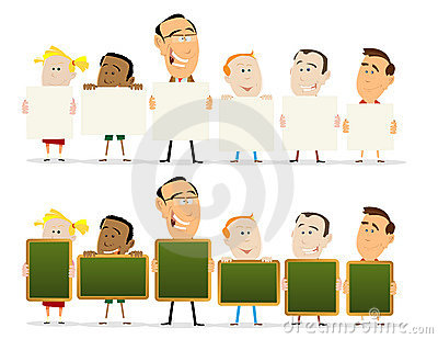 Teacher And Child Classroom