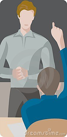 Teacher Illustration Series