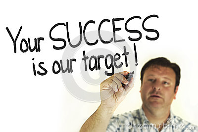 Essay about success person