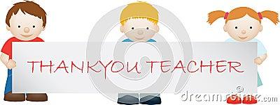 Teacher thankyou