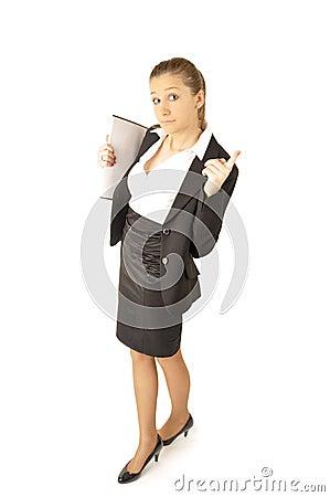 Free Teacher Woman Royalty Free Stock Photography - 14667347