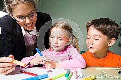Teacher�s advice