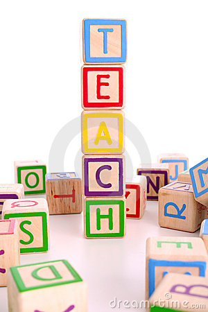Teaching blocks