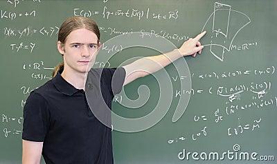 Teaching  chalkboard