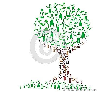 Teaching tree