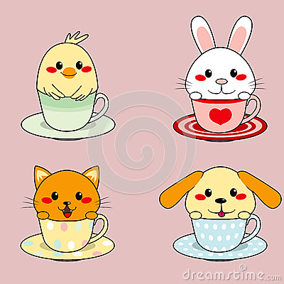 Teacup Animals