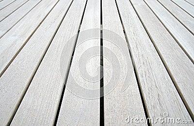 Teak wood panels