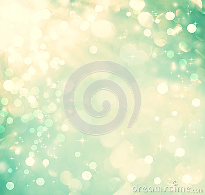 Free Teal Abstract Light Background Stock Images - 38673704