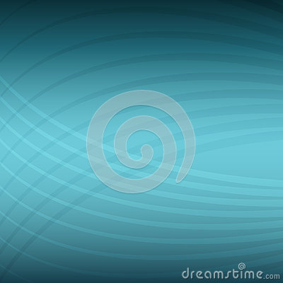 Teal Energy Wave Pattern Background