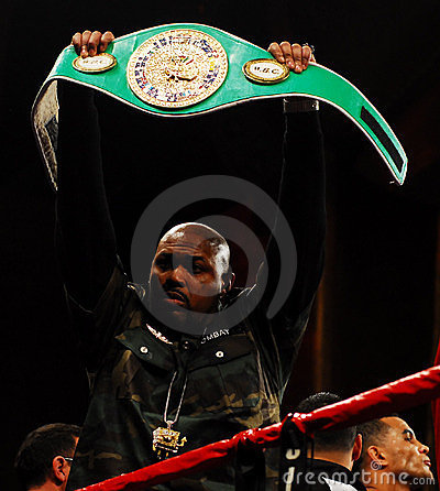 Team Ayala Championship belt Editorial Photography