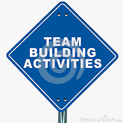 Team Building Activities Royalty Free Stock Photos - Image: 32662108