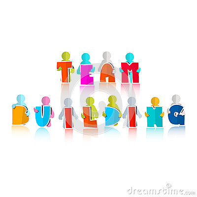reflective essay on team building