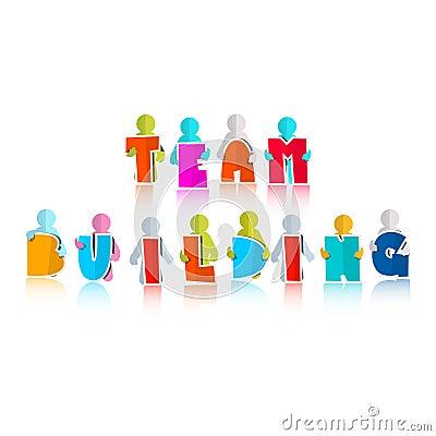 Team Building Title