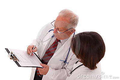 Team doctors