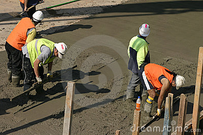 Team Effort - Commercial Cementing
