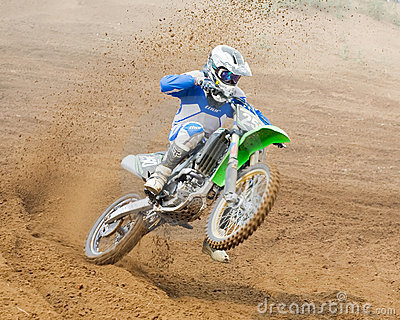Team IMBA Cup of Nations (motocross) Editorial Stock Photo