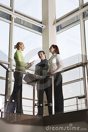 Free Team In The Business Building Royalty Free Stock Images - 2132179