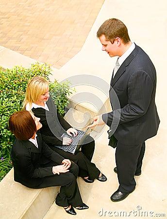 Team Informal Discussion