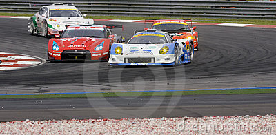 Team Motul Autech Nissan GT-R Editorial Image