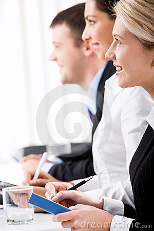Free Team Of Professionals Royalty Free Stock Photos - 3611898