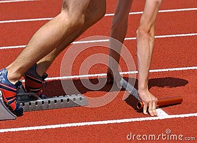 Team race