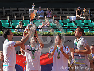 Team Serbia winners of the 2012 Power Horse World Editorial Photography