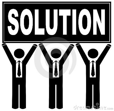 Team with solution