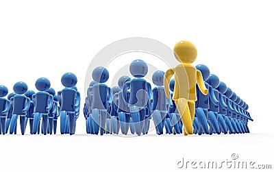 Team walk