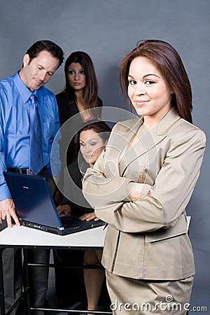 Free Teamwork Stock Image - 2104451