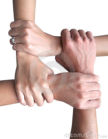 Free Teamwork And Cooperation Royalty Free Stock Images - 15734599