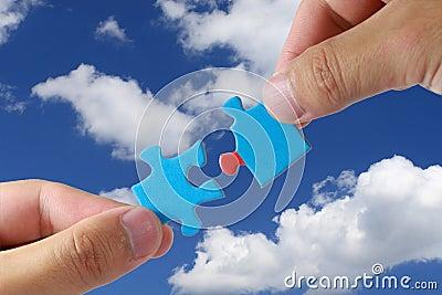 Teamwork builds dreams
