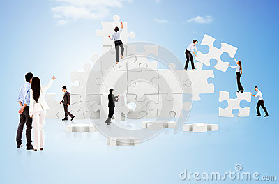 Teamwork in the cloud