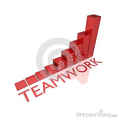 Teamwork diagram
