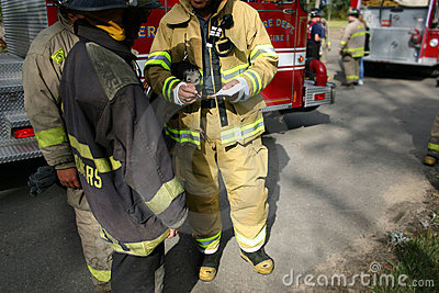 Teamwork (firefighters)