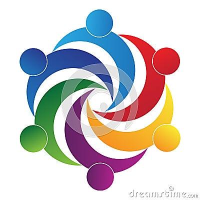 Free Teamwork Logo Stock Photo - 22718550