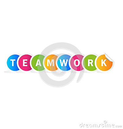 Teamwork Word
