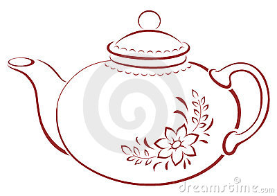 Teapot, pictogram