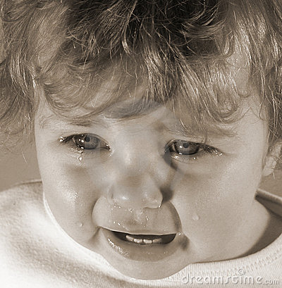 Free Tearful Toddler Stock Images - 72054
