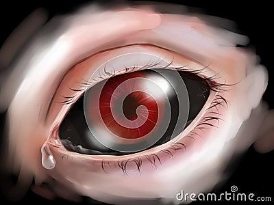 Tears of horror