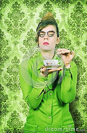 Teatime fifties style