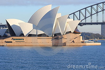 Teatro dell Opera a Sydney Immagine Stock Editoriale
