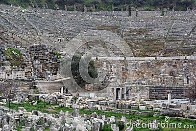 Teatro en Ephesus